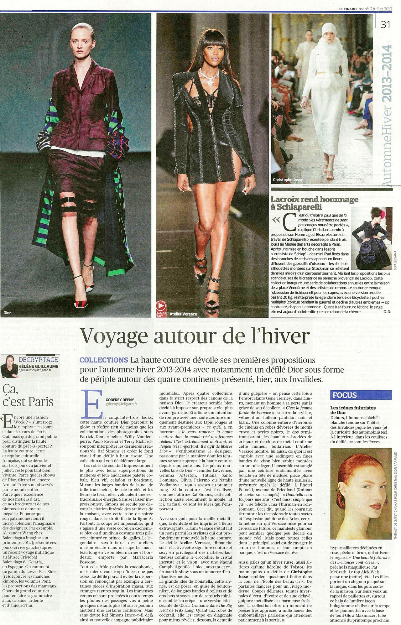 (Français) Le Figaro